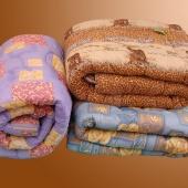 НН-ТЕКС-Одеяла ватные -1, 5 сп,  2 сп,  евро,  подушки 70*70,  60*60,  50*70