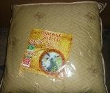 Подушки из бамбука,  верблюжьей и овечьей шерсти от производителя!