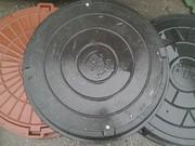 Полимерно-композитный люк смотровой