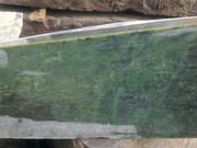 продаю нефрит зеленый и белый