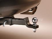 Установка фаркопа (с подключением электрической части)