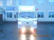 грузовик до 4000кг фольксваген л80 гидроборт