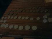 монеты ссср 1961-1991 год.недорого
