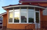 Тонировка  окон офисов, зданий, балконов