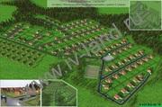 Участки в коттеджном поселке