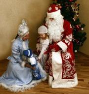 Успейте заказать Деда Мороза и Снегурочку на дом в Иваново