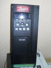 ремонт danfoss VLT FC MCD 101 300 Micro Drive 500 FCM FCD