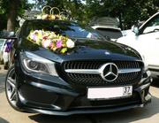 Свадебный кортеж Mercedes-Benz CLA-Class