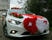 Кортеж для свадебной прогулки Mazda-6