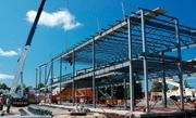 Металлоконструкции,  монтаж быстровозводимых зданий производство