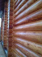 Утепление и обработка деревянных домов.