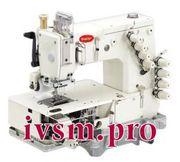 Плоскошовная швейная машина SunSir SS-1406PMD