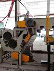 Аэродинамическая линия для производства отходных войлоков