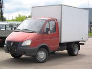 Изотермический автофургон на ш.ГАЗ-3302